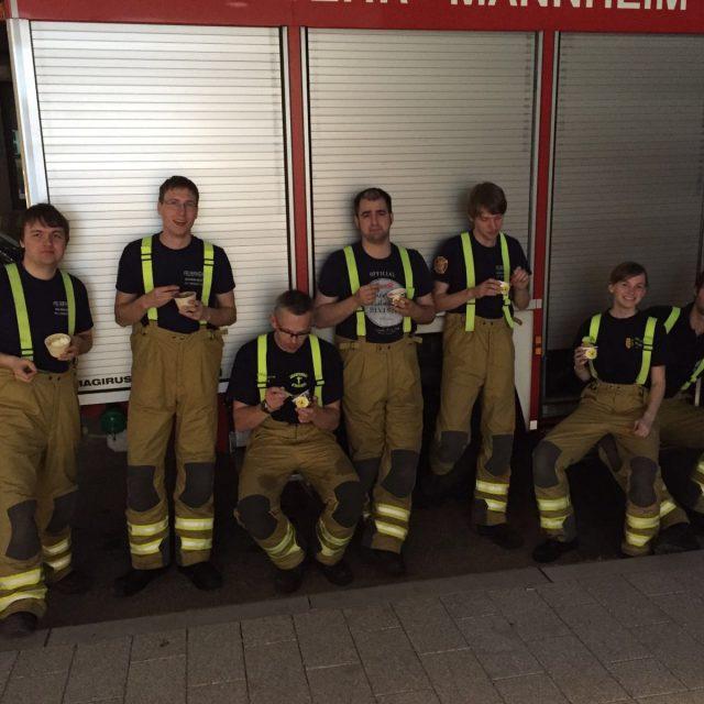 Welche Verpflichtungen habe ich bei der Feuerwehr?