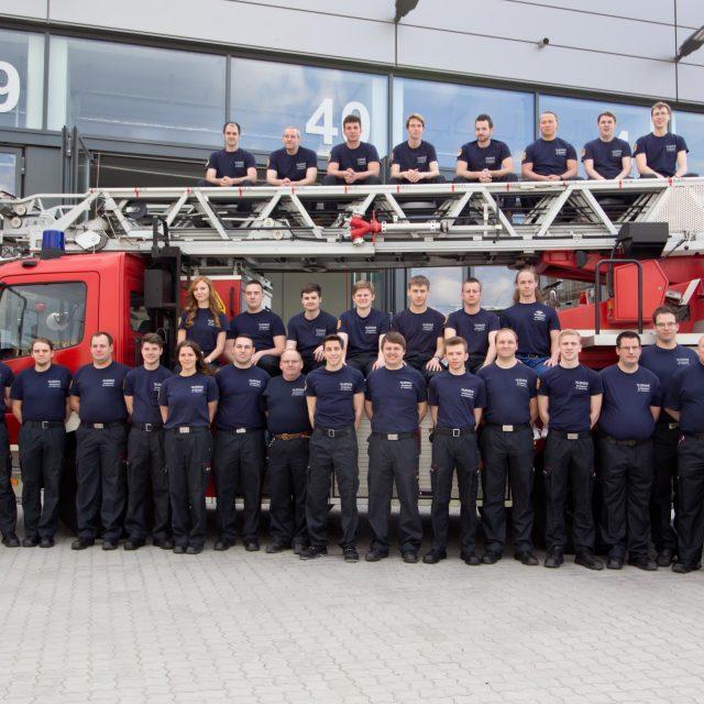 Wer kann bei der freiwilligen Feuerwehr mitmachen?